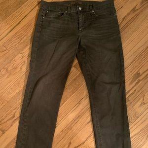 Joes Jeans Men's Black Stone The Brixton